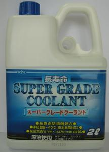 KYK SUPER GRADE COOLANT blue, 2 литра