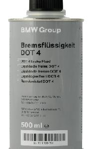 BMW BRAKE FLUID DOT4, 0,5 литра