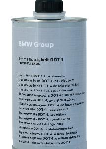 BMW BRAKE FLUID DOT4, 1 литр