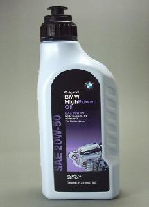 BMW HIGH POWER 20W-50, 1 литр