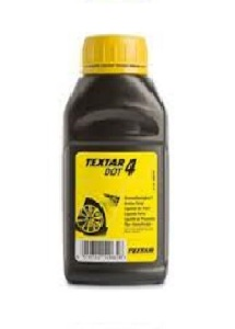 TEXTAR BRAKE FLUID DOT4, 0,25 литра