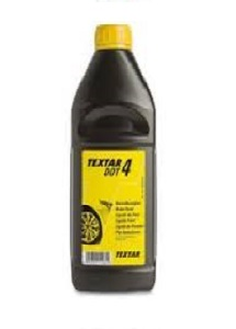 TEXTAR BRAKE FLUID DOT4, 1 литр