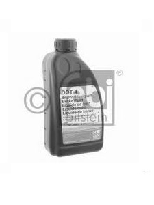 FEBI BRAKE FLUID DOT4, 1 литр